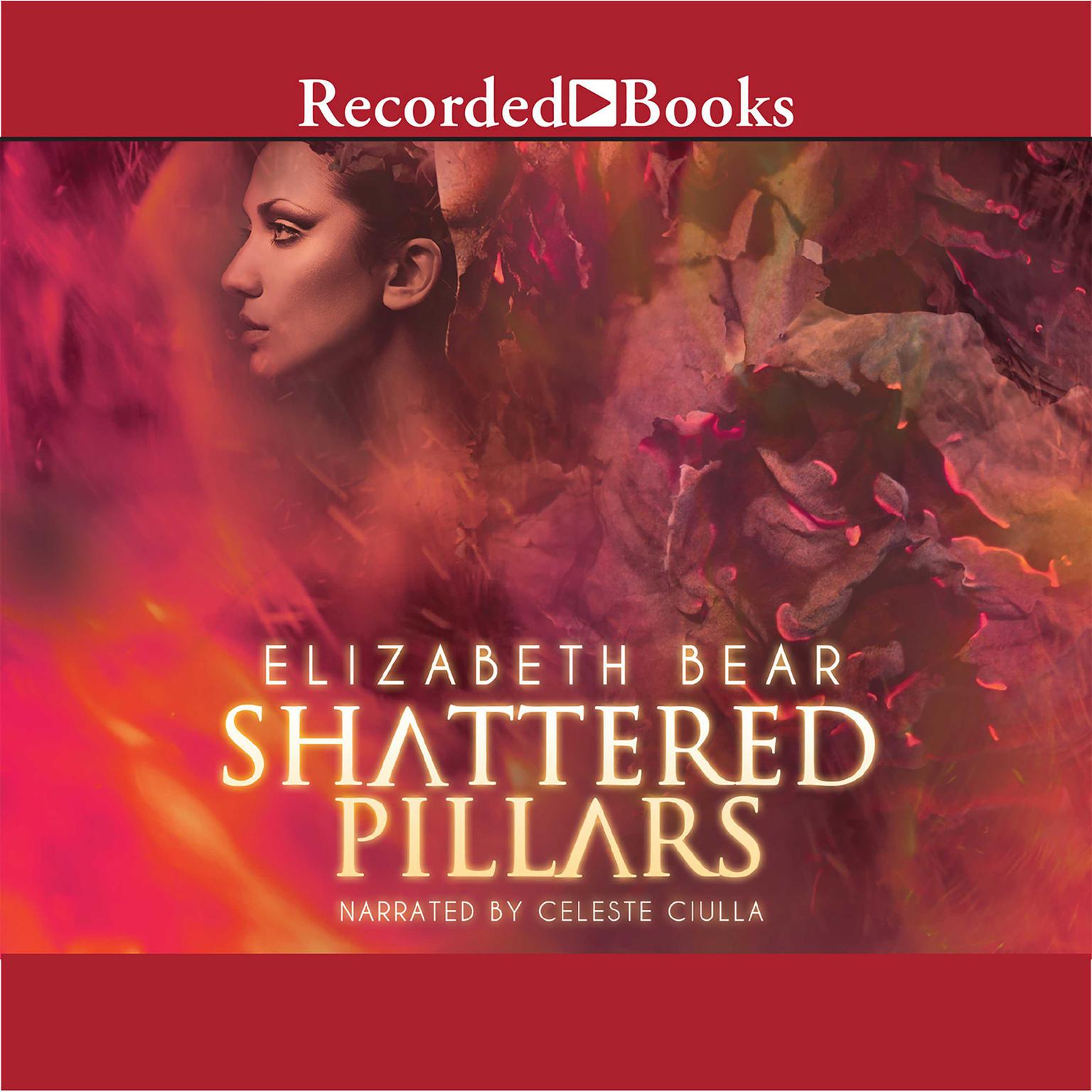 Printable Shattered Pillars Audiobook Cover Art