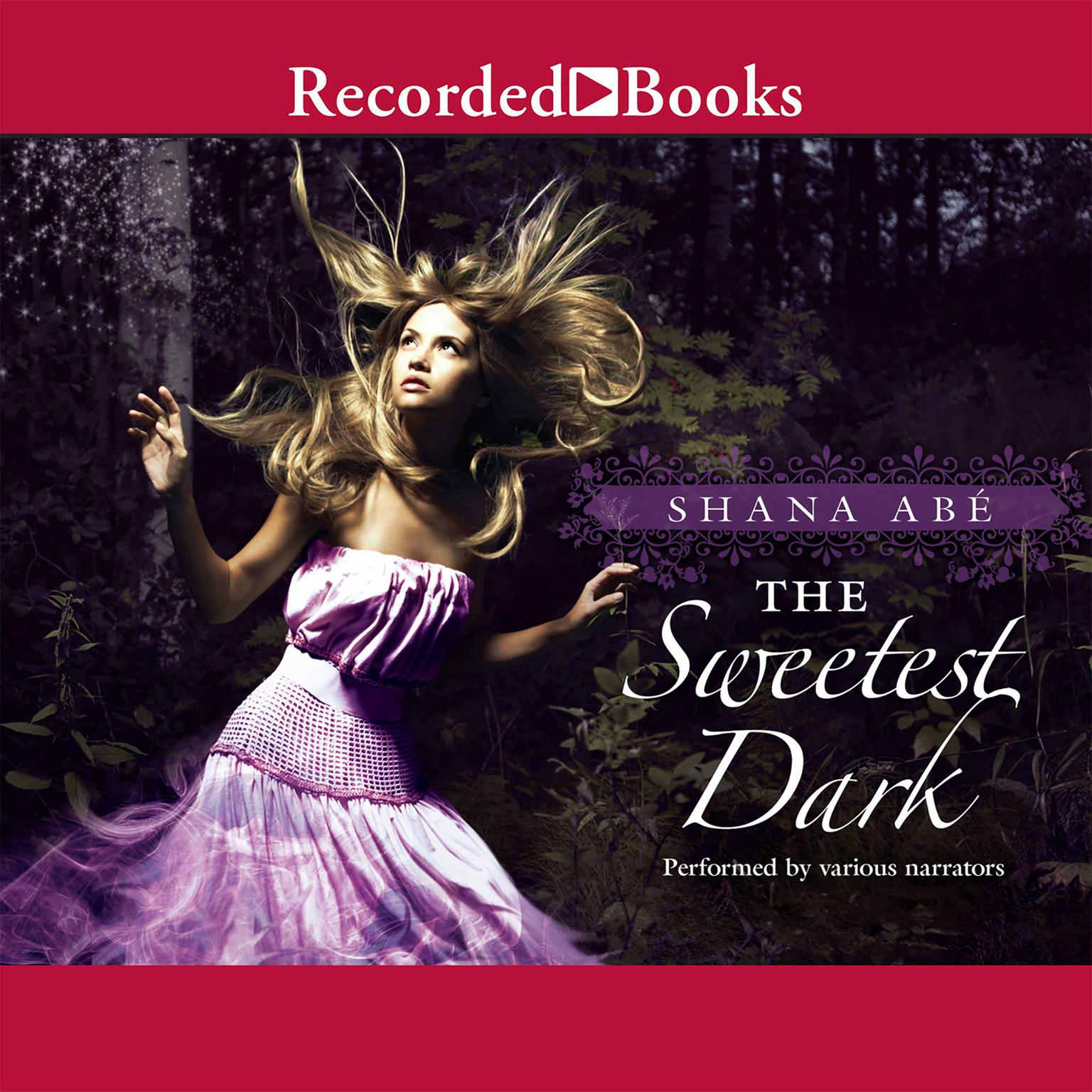 Printable The Sweetest Dark Audiobook Cover Art