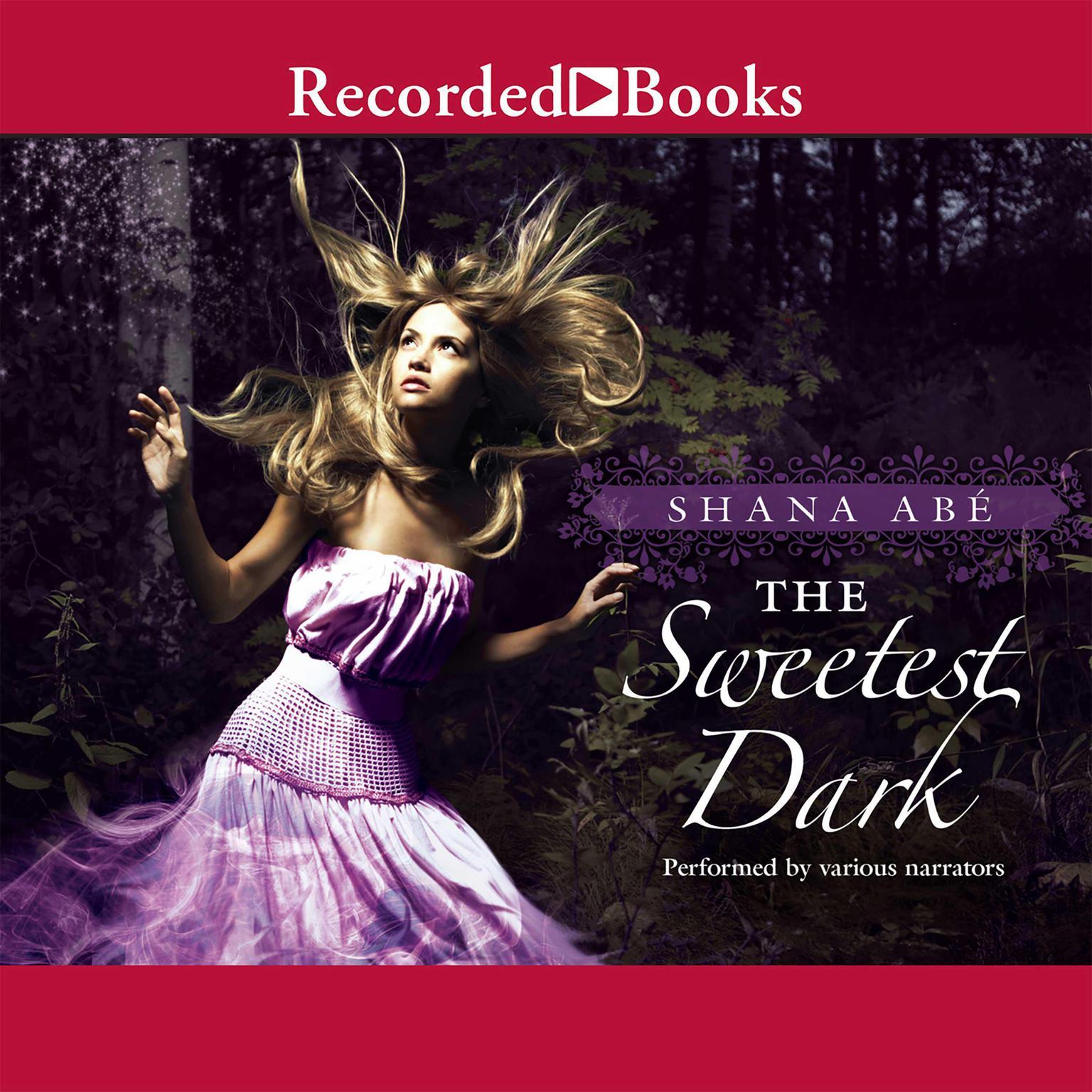 Printable The Sweetest Dark Audiobook Cover Art