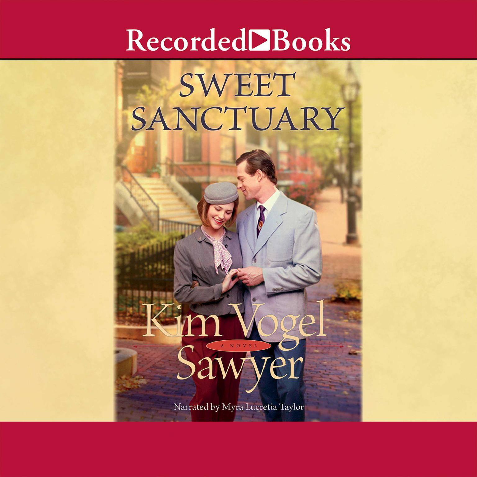 Printable Sweet Sanctuary Audiobook Cover Art