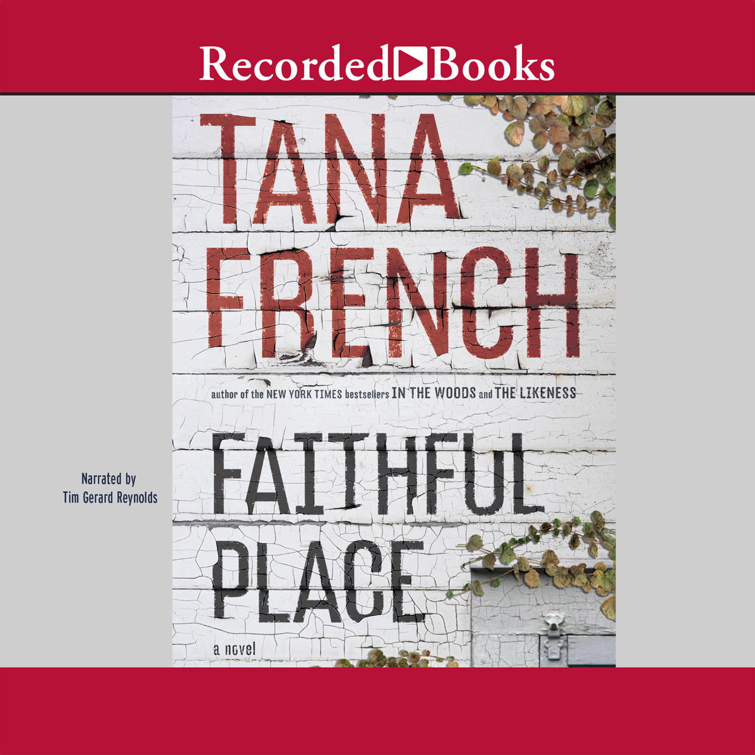 Printable Faithful Place Audiobook Cover Art