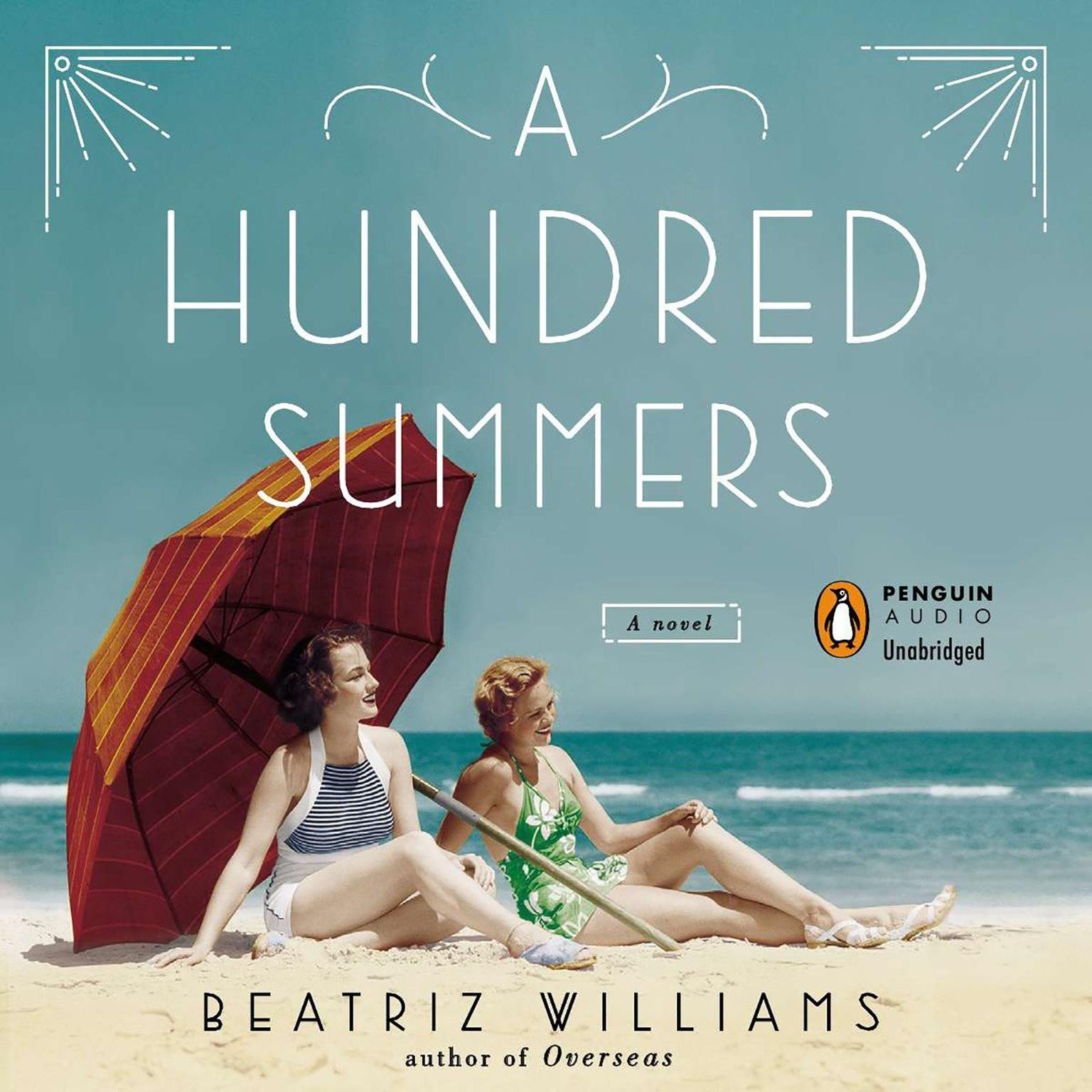 Printable A Hundred Summers Audiobook Cover Art