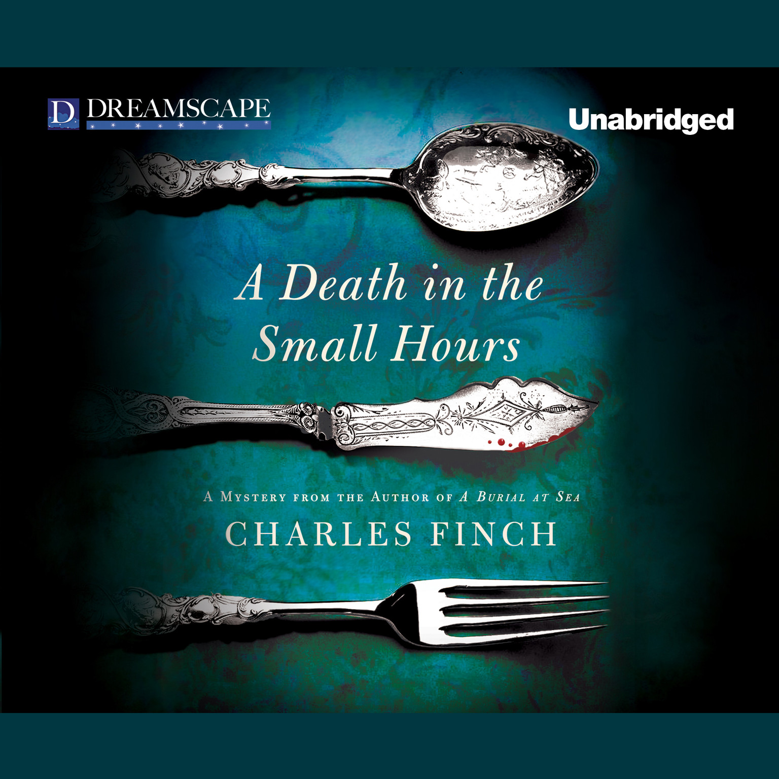 Printable A Death in the Small Hours Audiobook Cover Art