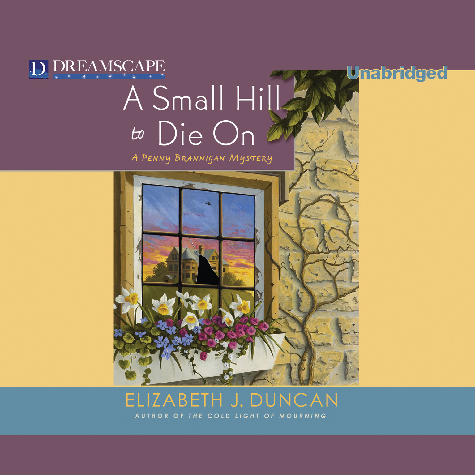 Printable A Small Hill to Die On Audiobook Cover Art