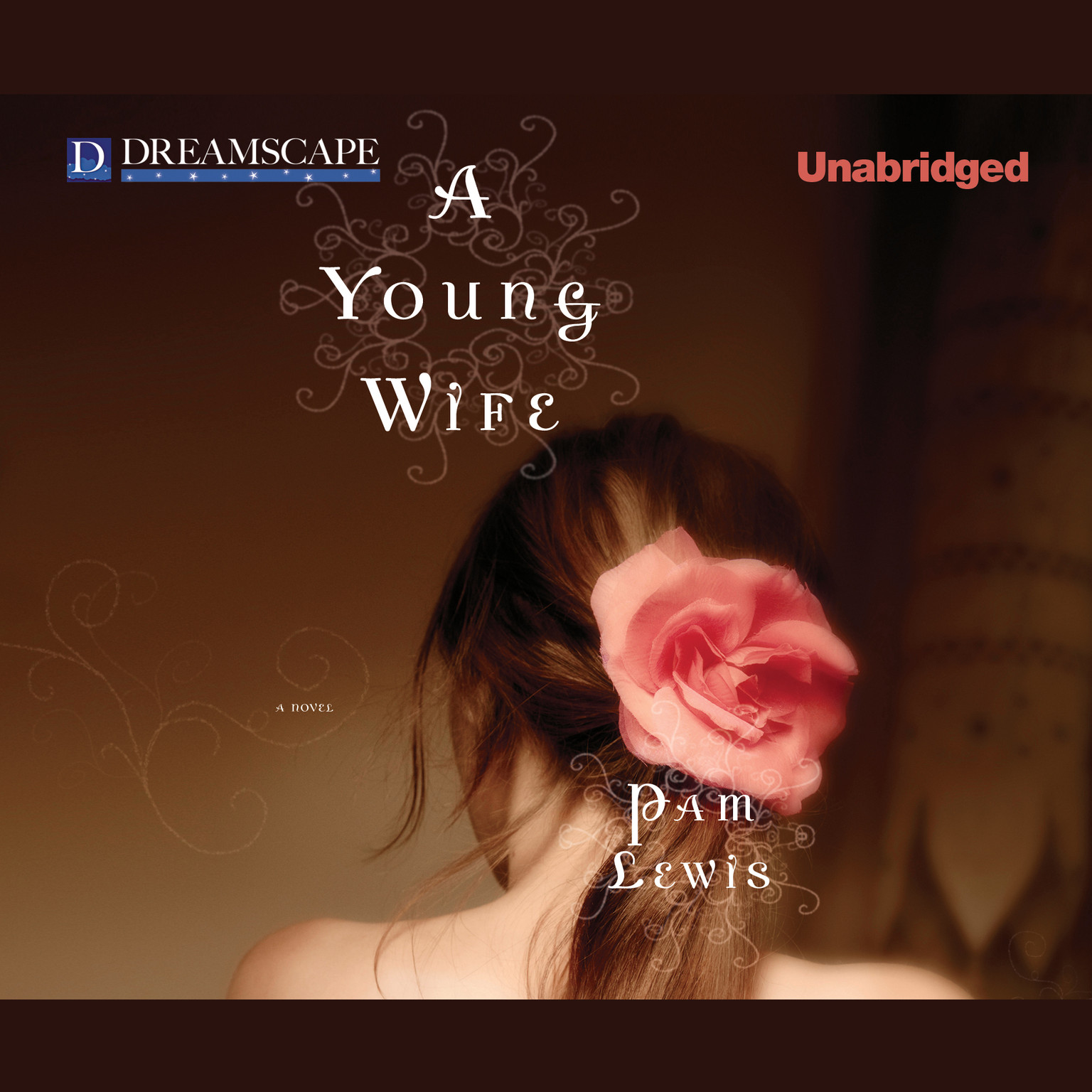 Printable A Young Wife Audiobook Cover Art