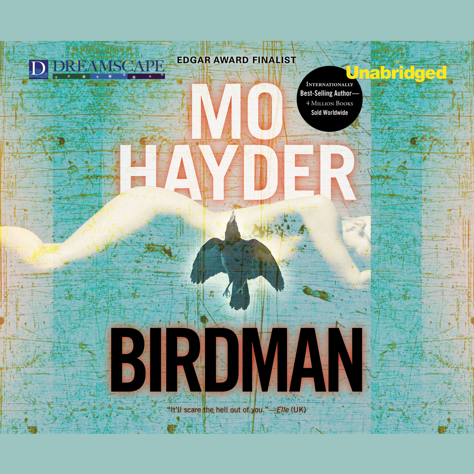 Printable Birdman Audiobook Cover Art