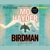 Birdman Audiobook, by Mo Hayder