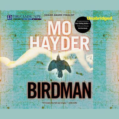 Birdman Audiobook, by Mo Hayder