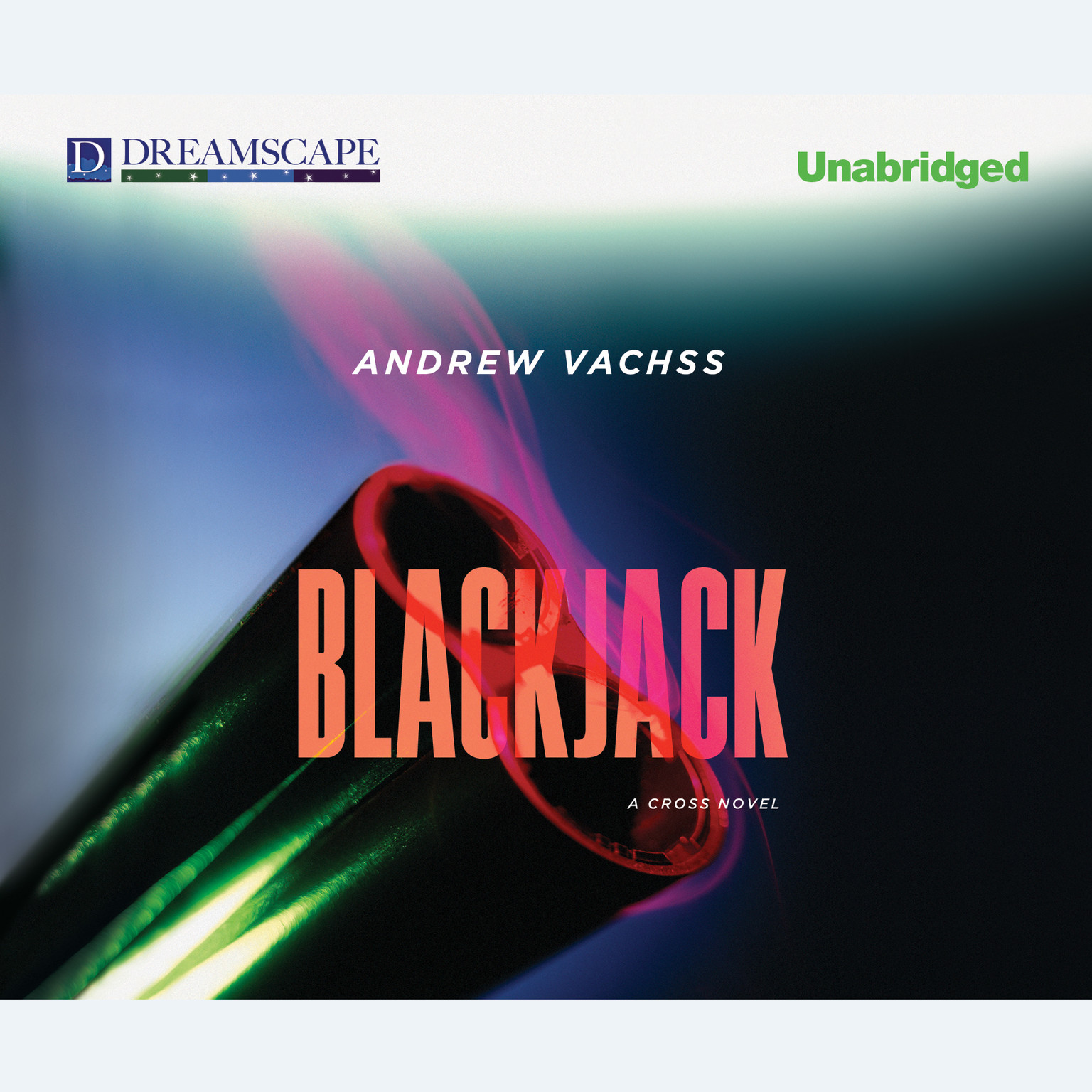 Printable Blackjack Audiobook Cover Art
