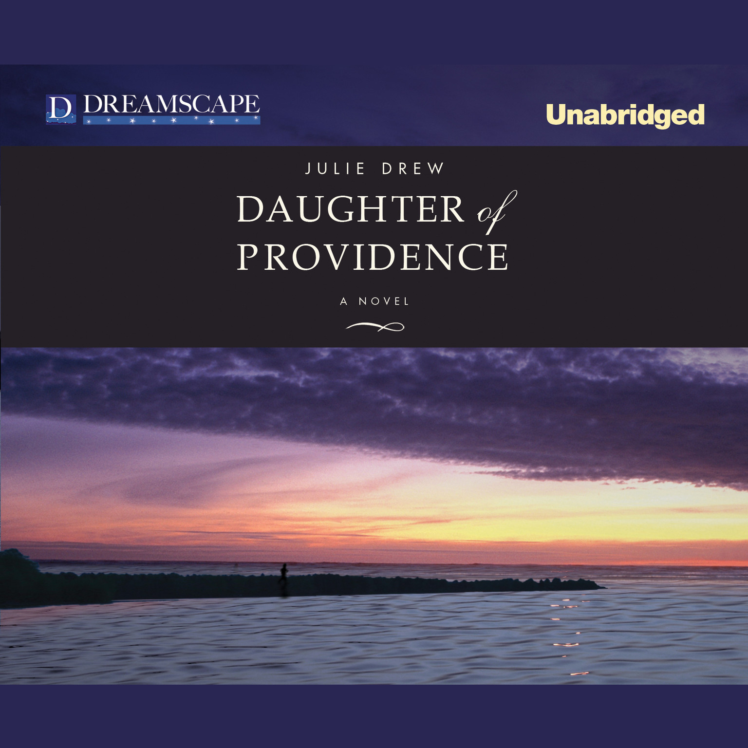 Printable Daughter of Providence Audiobook Cover Art