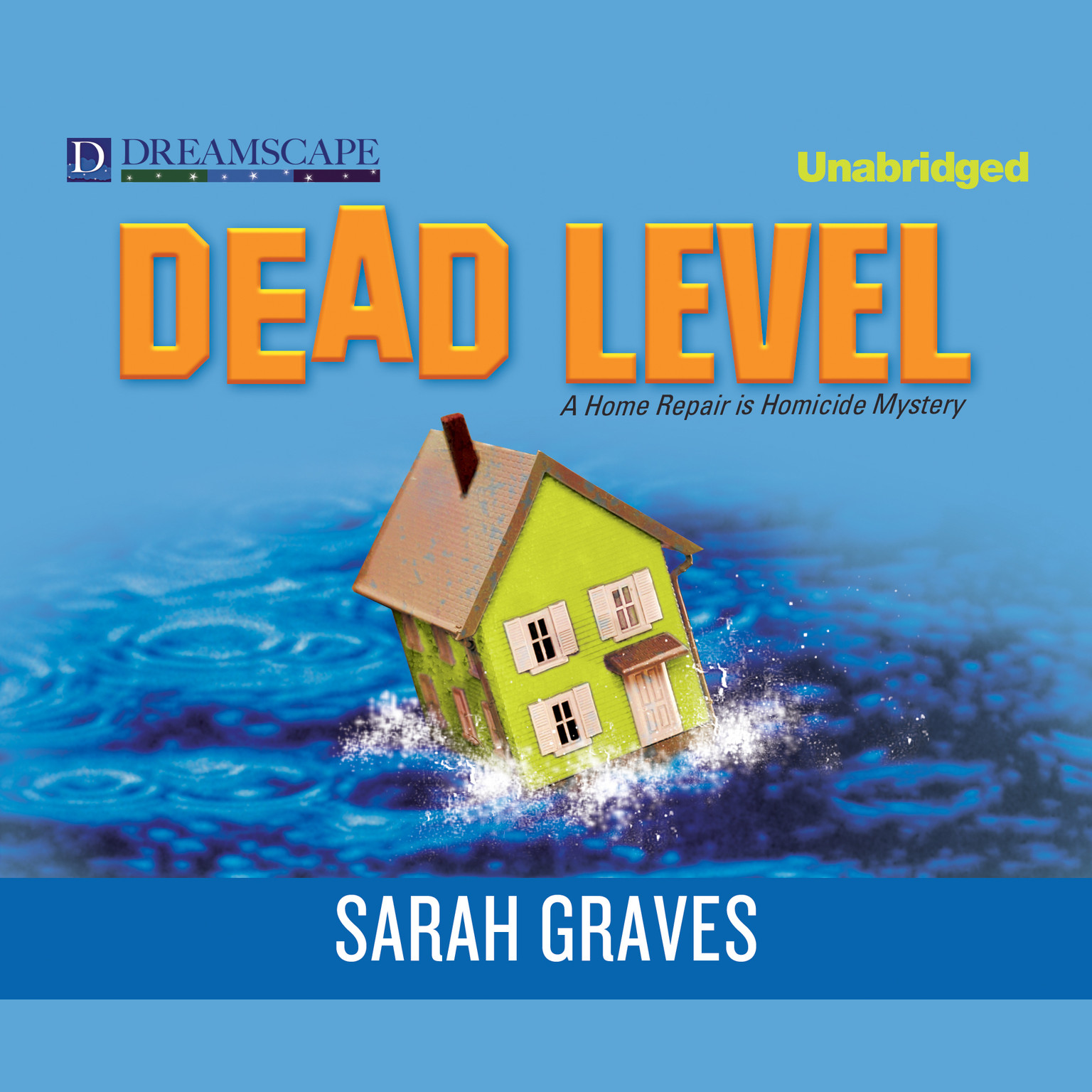 Printable Dead Level Audiobook Cover Art