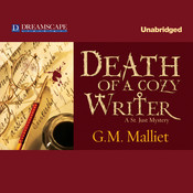 Death of a Cozy Writer, by G. M. Malliet