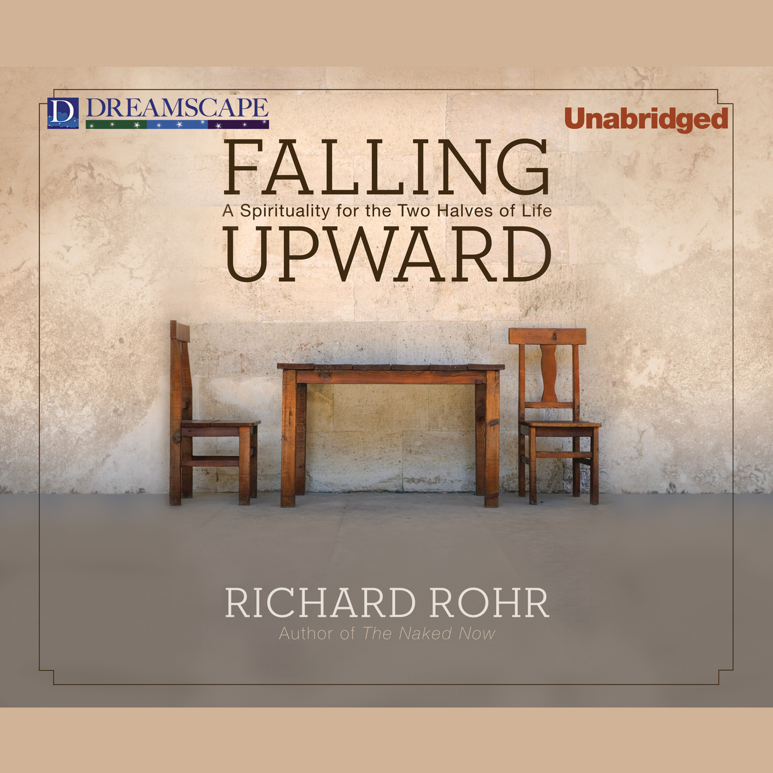 Printable Falling Upward: A Spirituality for the Two Halves of Life Audiobook Cover Art