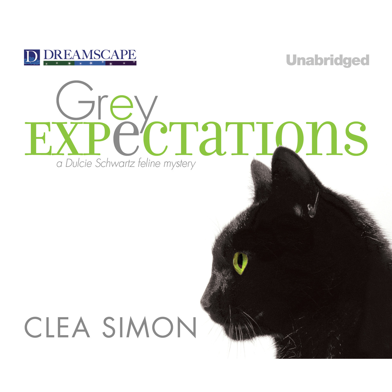 Printable Grey Expectations Audiobook Cover Art