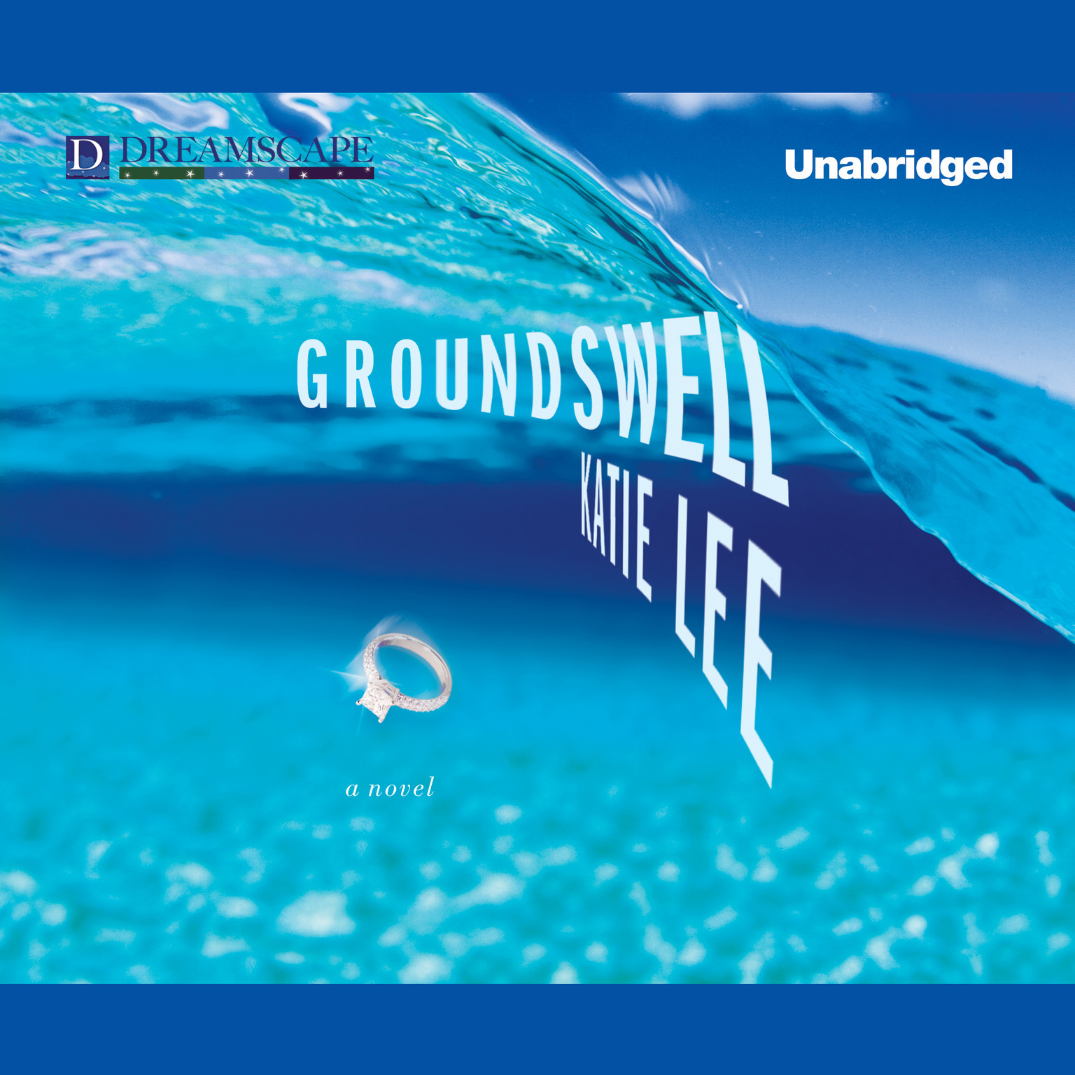 Printable Groundswell Audiobook Cover Art