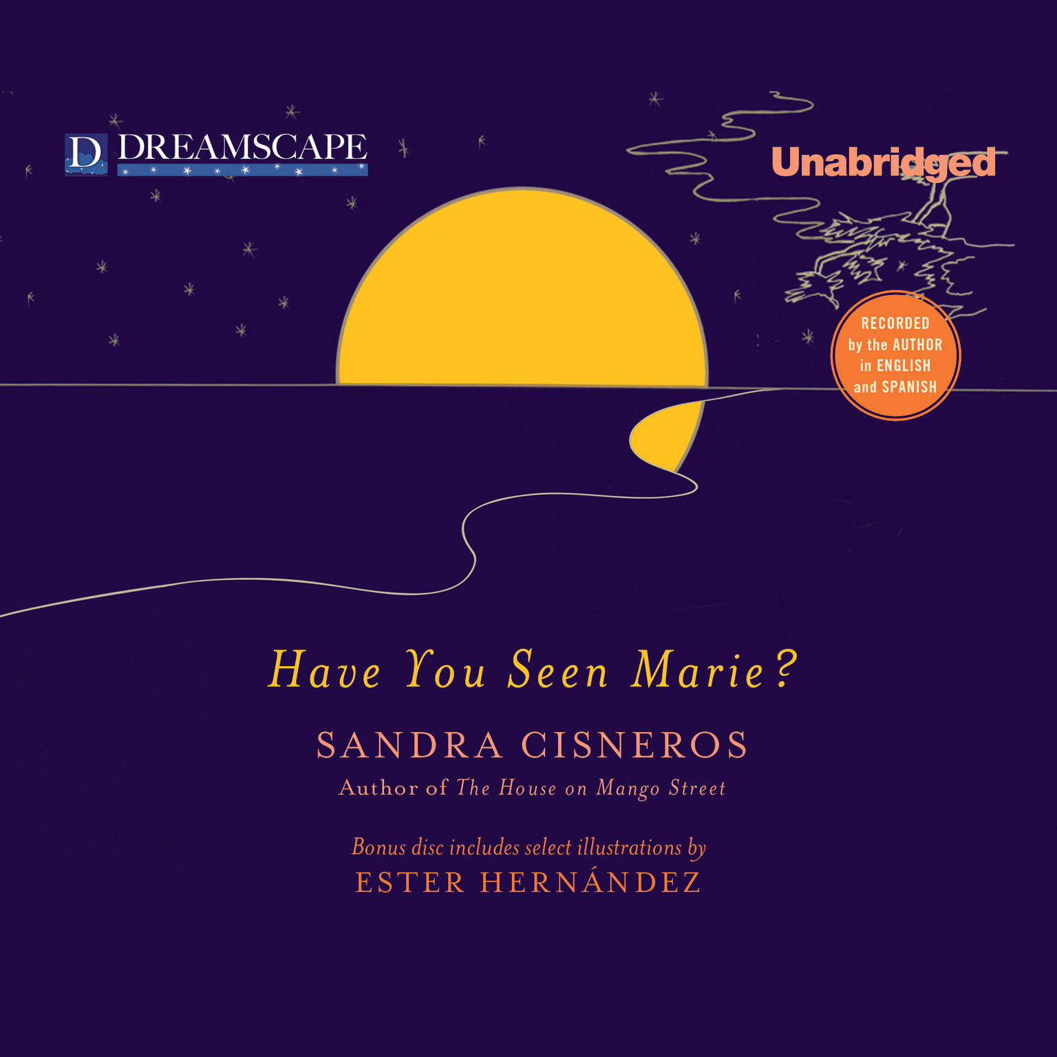 Printable Have You Seen Marie? Audiobook Cover Art