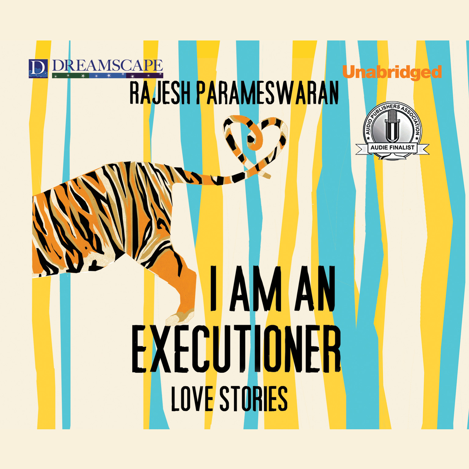 Printable I Am an Executioner Audiobook Cover Art