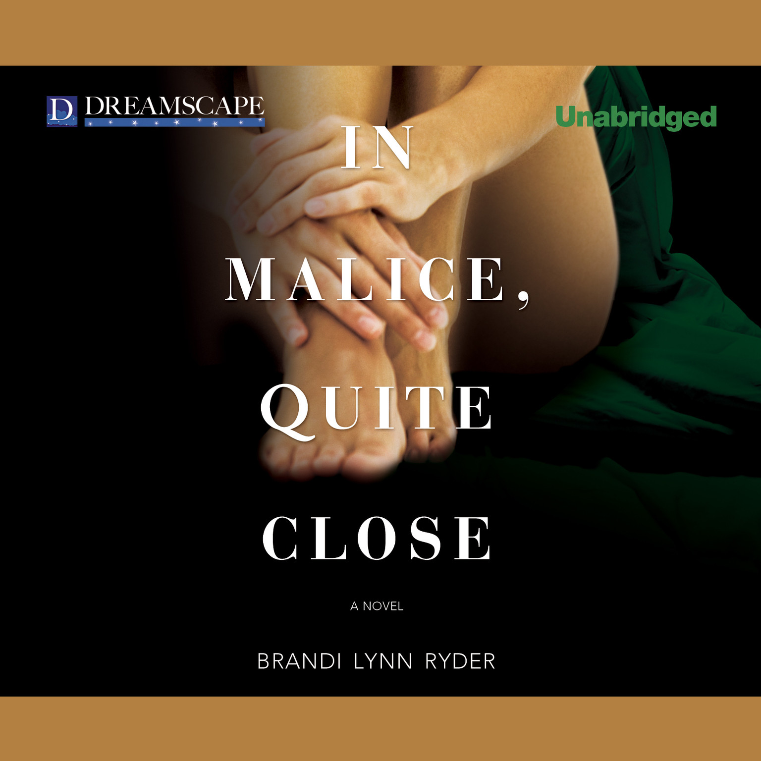 Printable In Malice, Quite Close Audiobook Cover Art