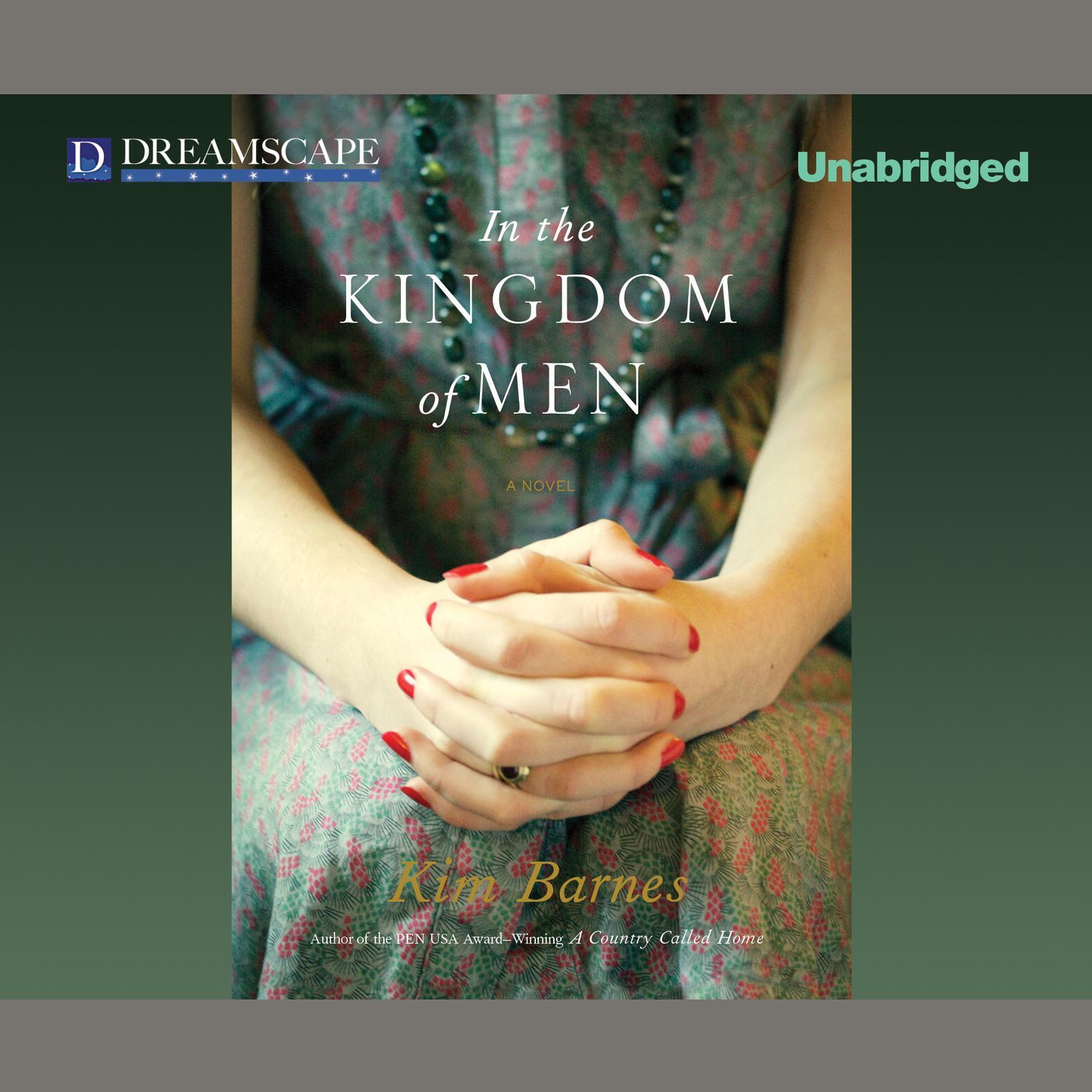 Printable In the Kingdom of Men Audiobook Cover Art