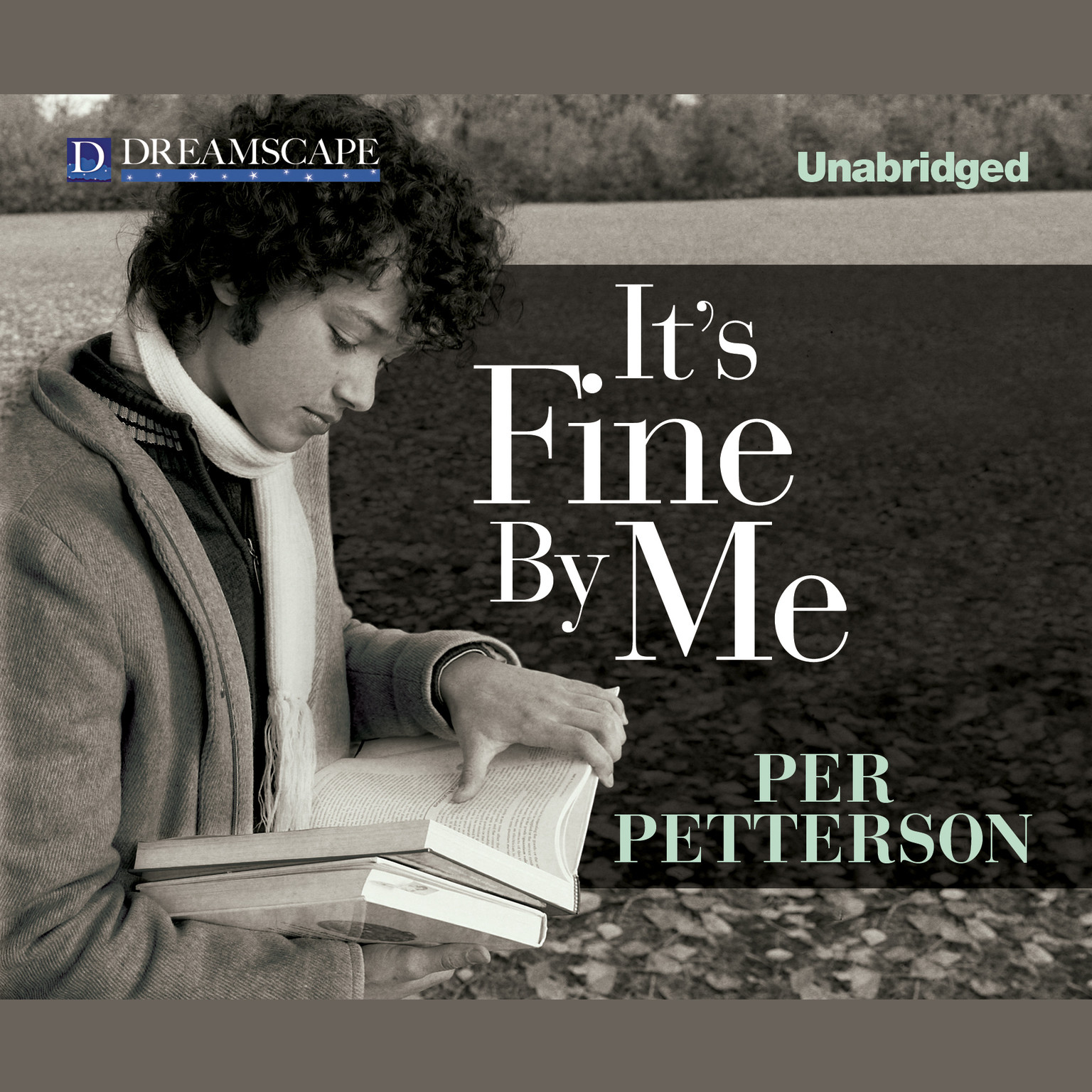 Printable It's Fine By Me Audiobook Cover Art