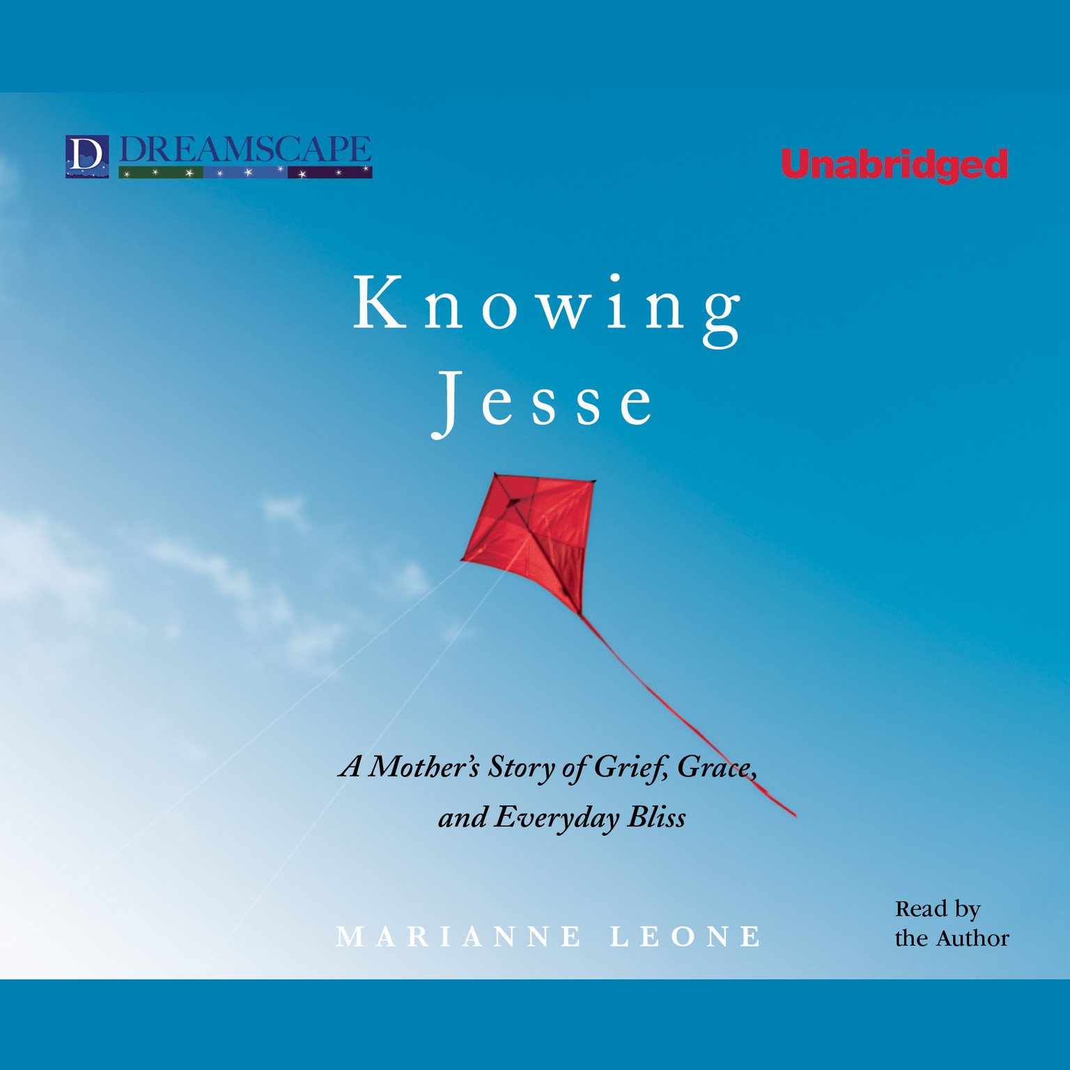 Printable Knowing Jesse: A Mother's Story of Grief, Grace, and Everyday Bliss Audiobook Cover Art