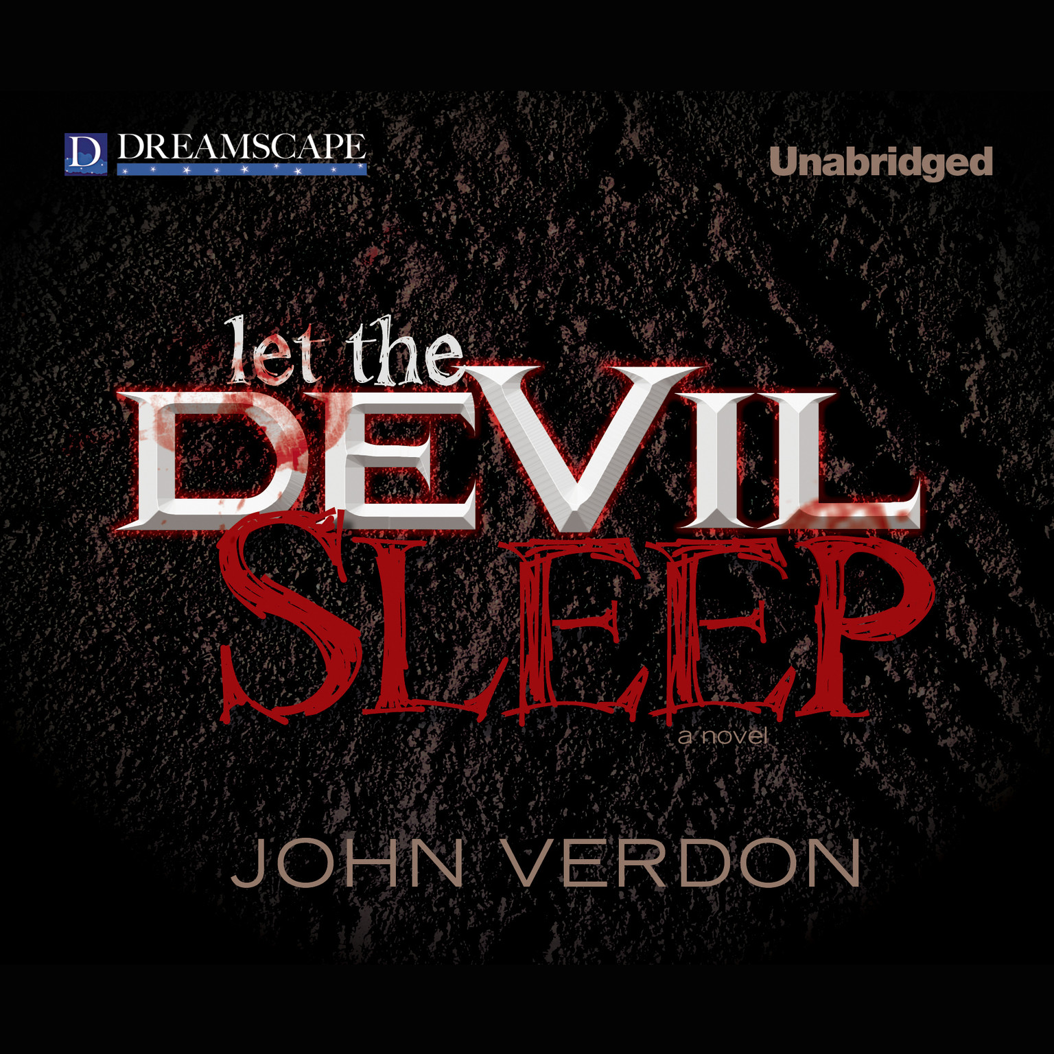 Printable Let the Devil Sleep Audiobook Cover Art