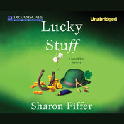 Lucky Stuff Audiobook, by Sharon Fiffer