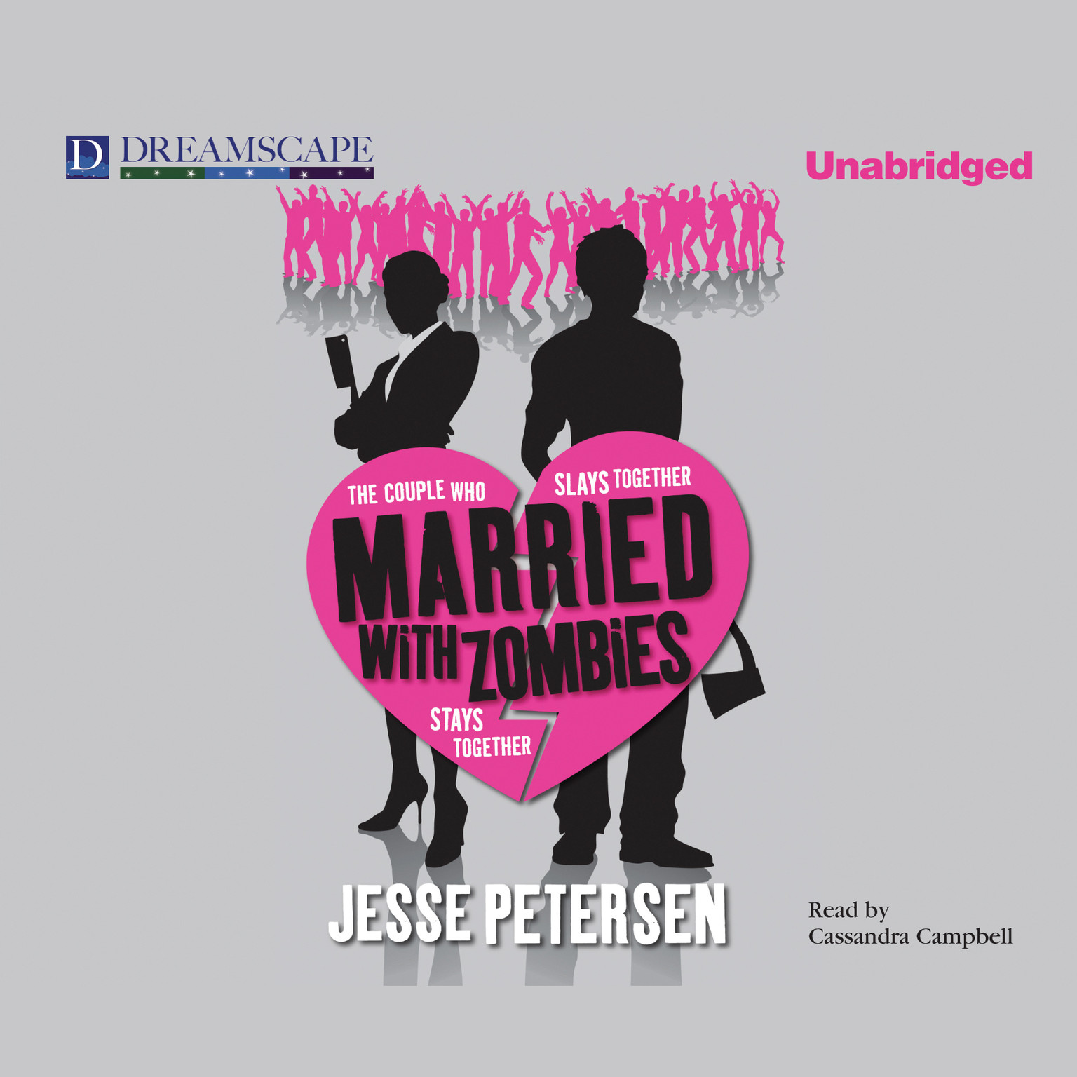 Printable Married with Zombies Audiobook Cover Art