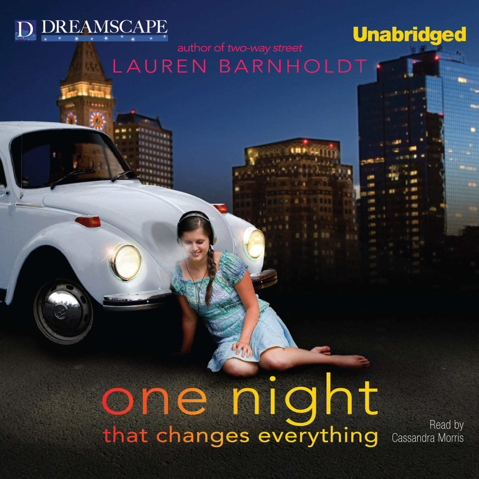 Printable One Night That Changes Everything Audiobook Cover Art