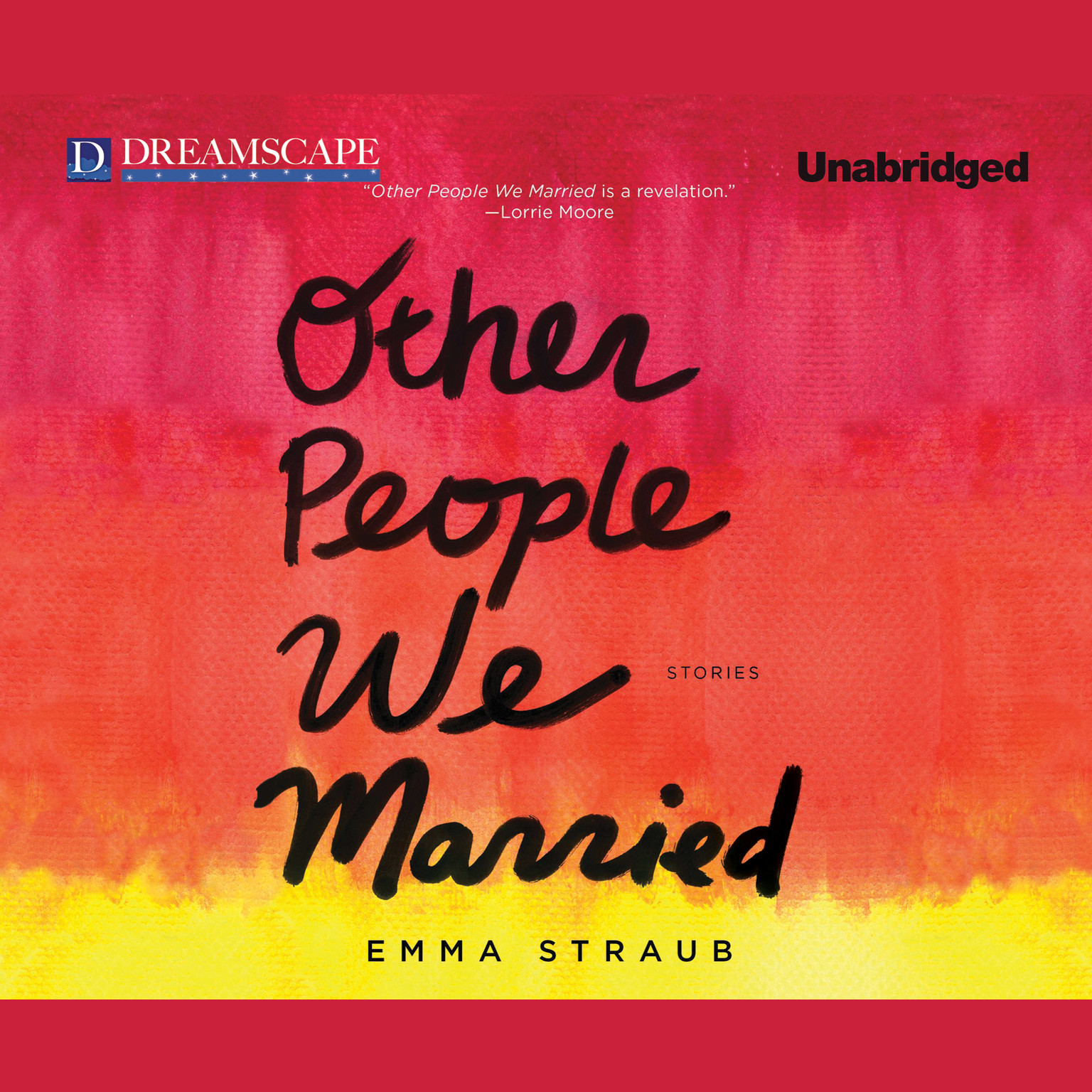 Printable Other People We Married Audiobook Cover Art