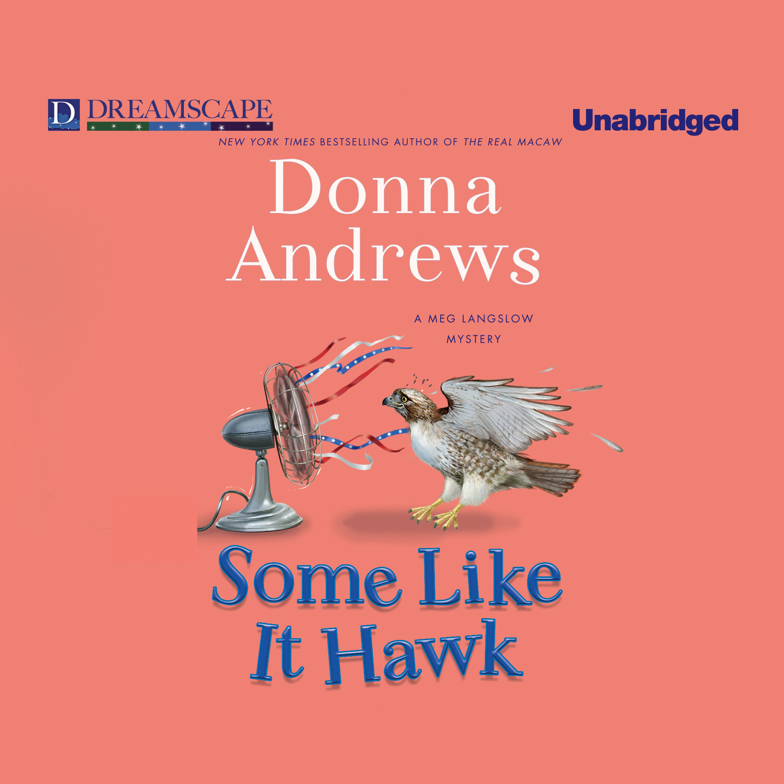 Printable Some Like it Hawk Audiobook Cover Art