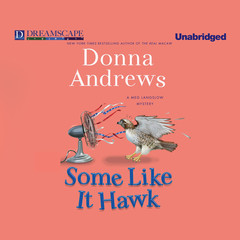 Some Like it Hawk Audiobook, by Donna Andrews
