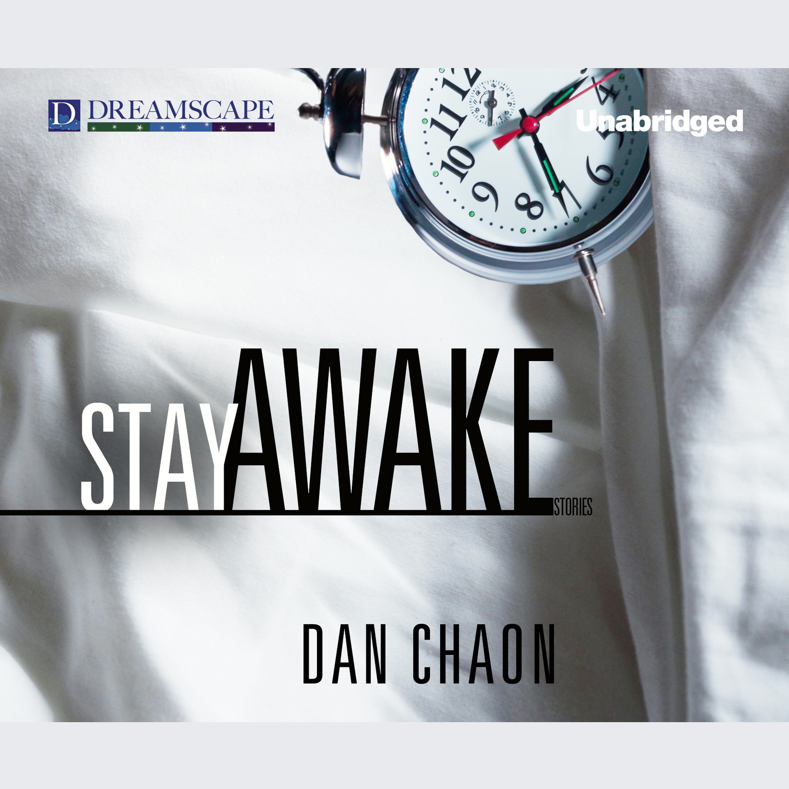 Printable Stay Awake: Stories Audiobook Cover Art