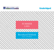 Summer Lies, by Bernhard Schlink