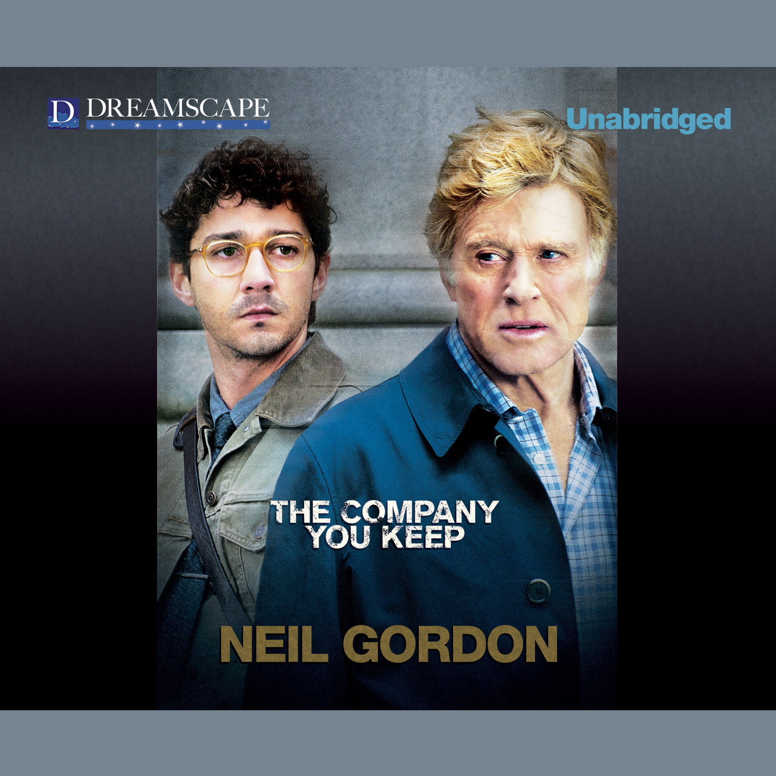 Printable The Company You Keep Audiobook Cover Art