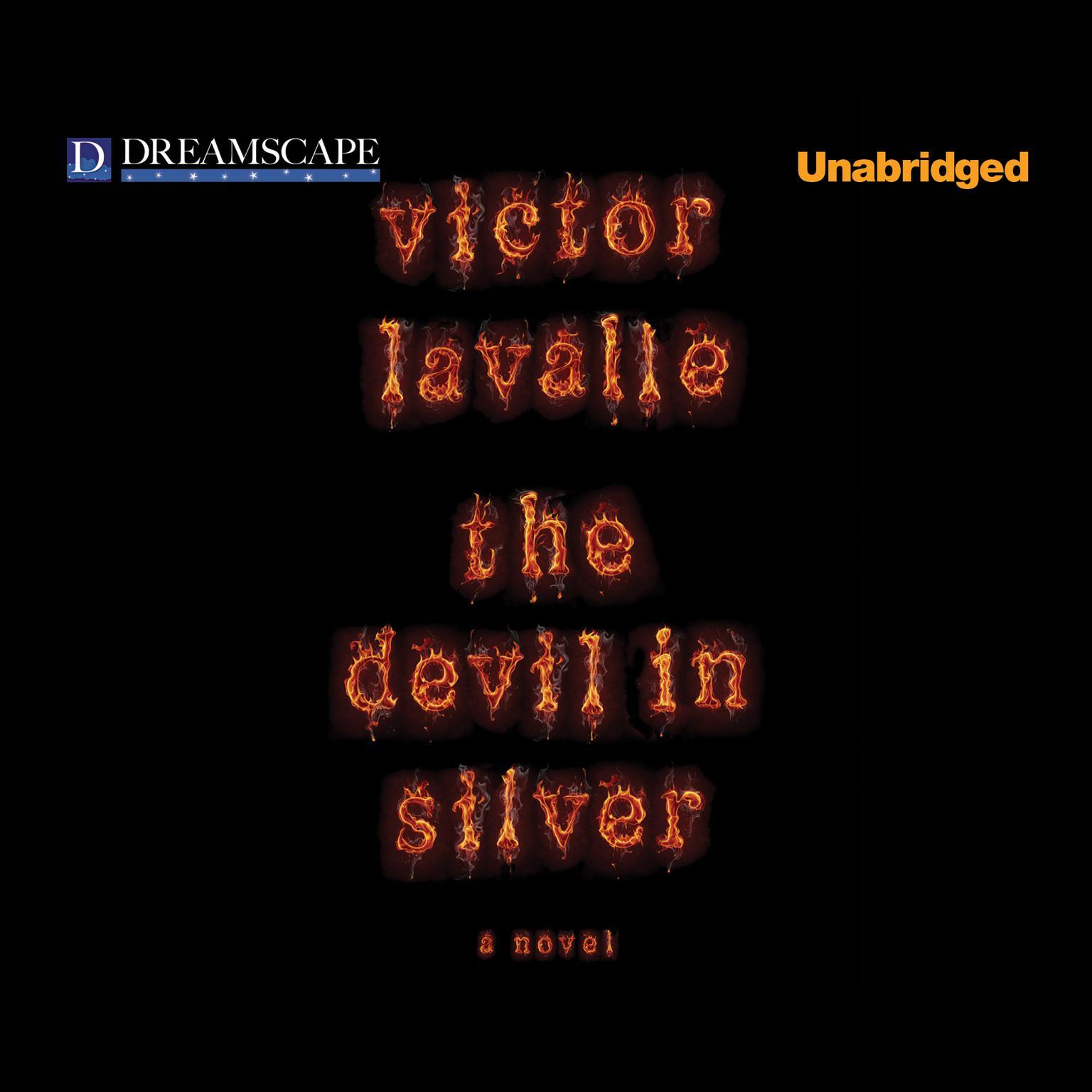 Printable The Devil in Silver Audiobook Cover Art