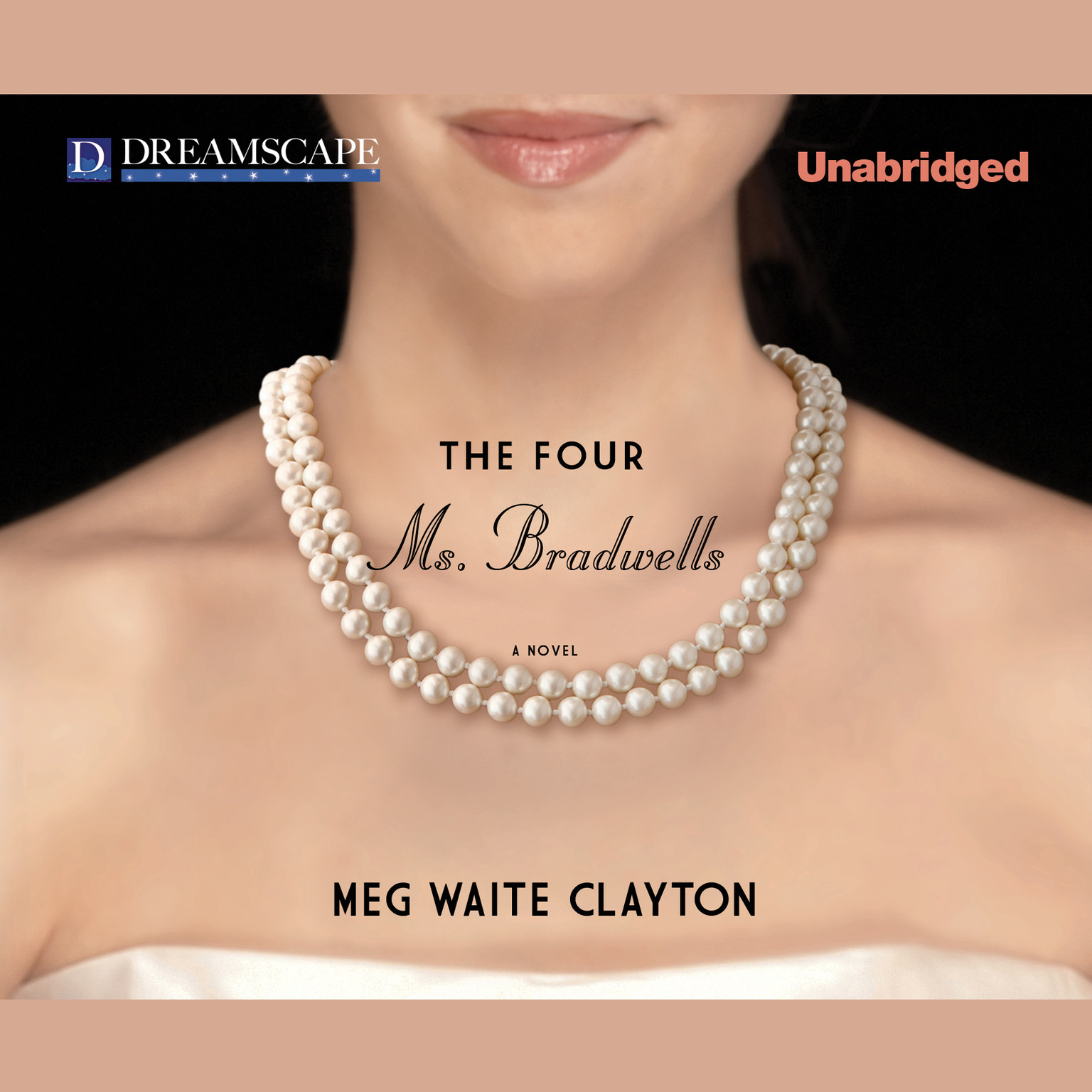Printable The Four Ms. Bradwells Audiobook Cover Art