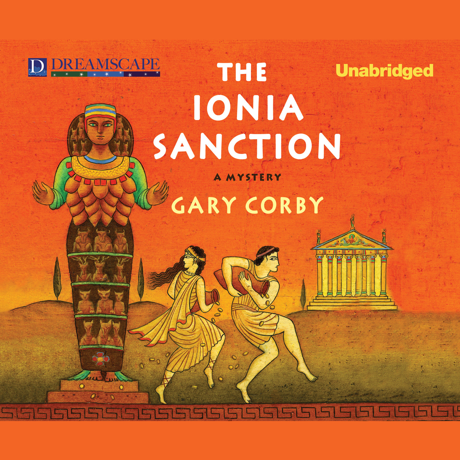 Printable The Ionia Sanction Audiobook Cover Art
