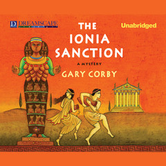 The Ionia Sanction Audiobook, by Gary Corby