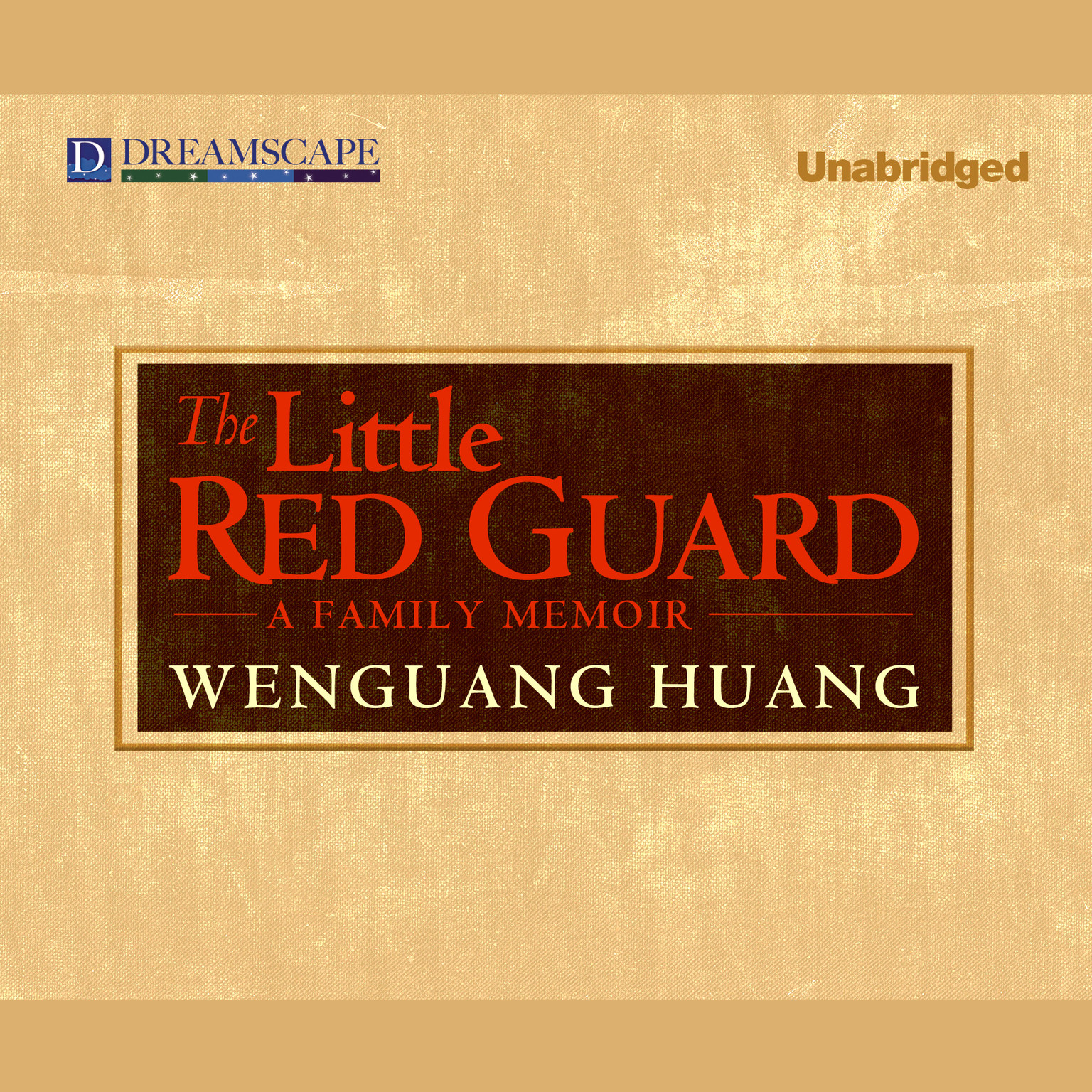 Printable The Little Red Guard: A Family Memoir Audiobook Cover Art