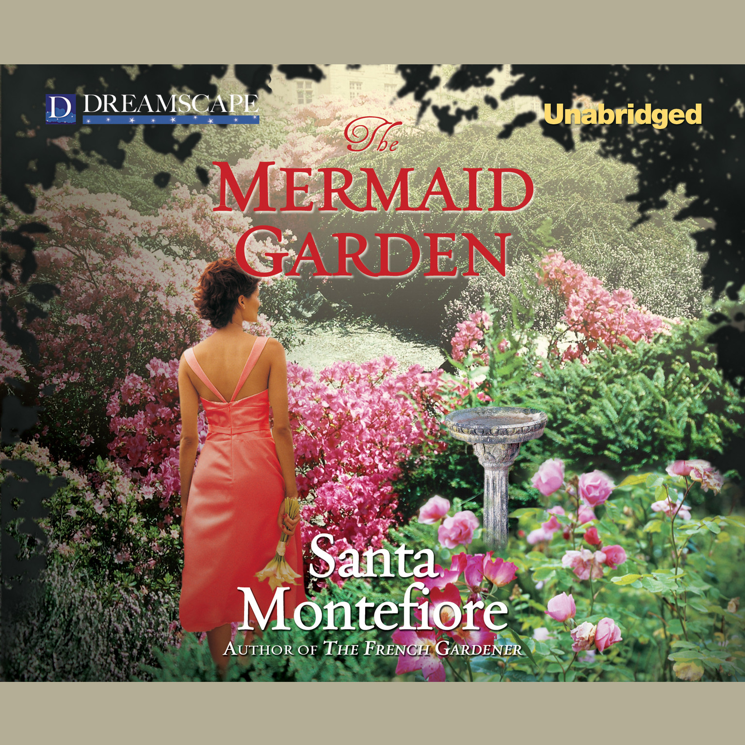 Printable The Mermaid Garden Audiobook Cover Art