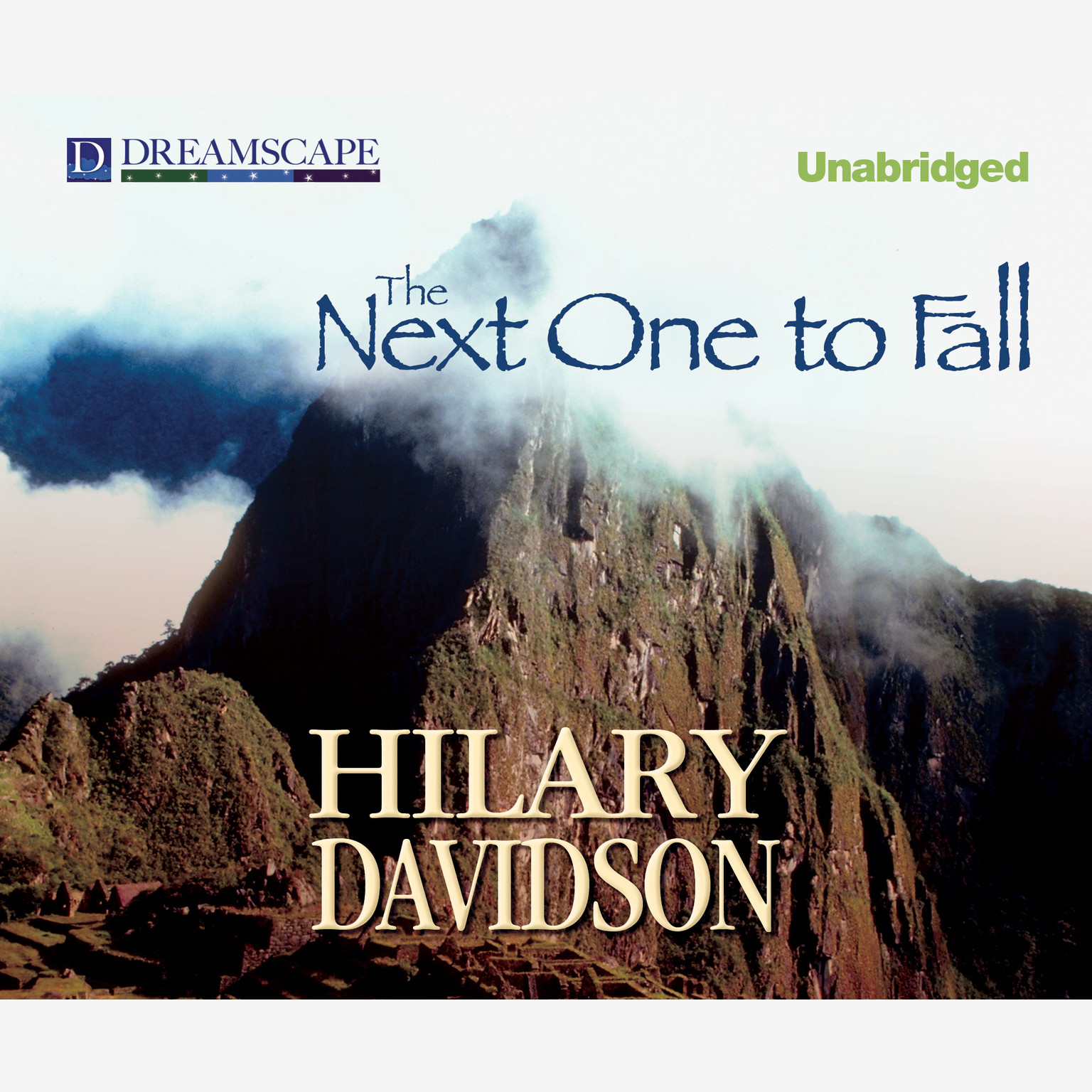 Printable The Next One to Fall Audiobook Cover Art