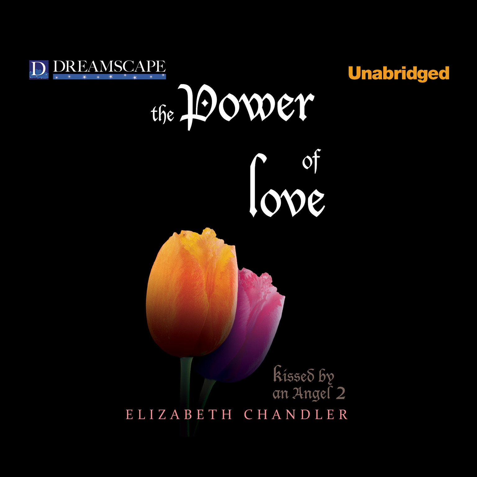 Printable The Power of Love Audiobook Cover Art