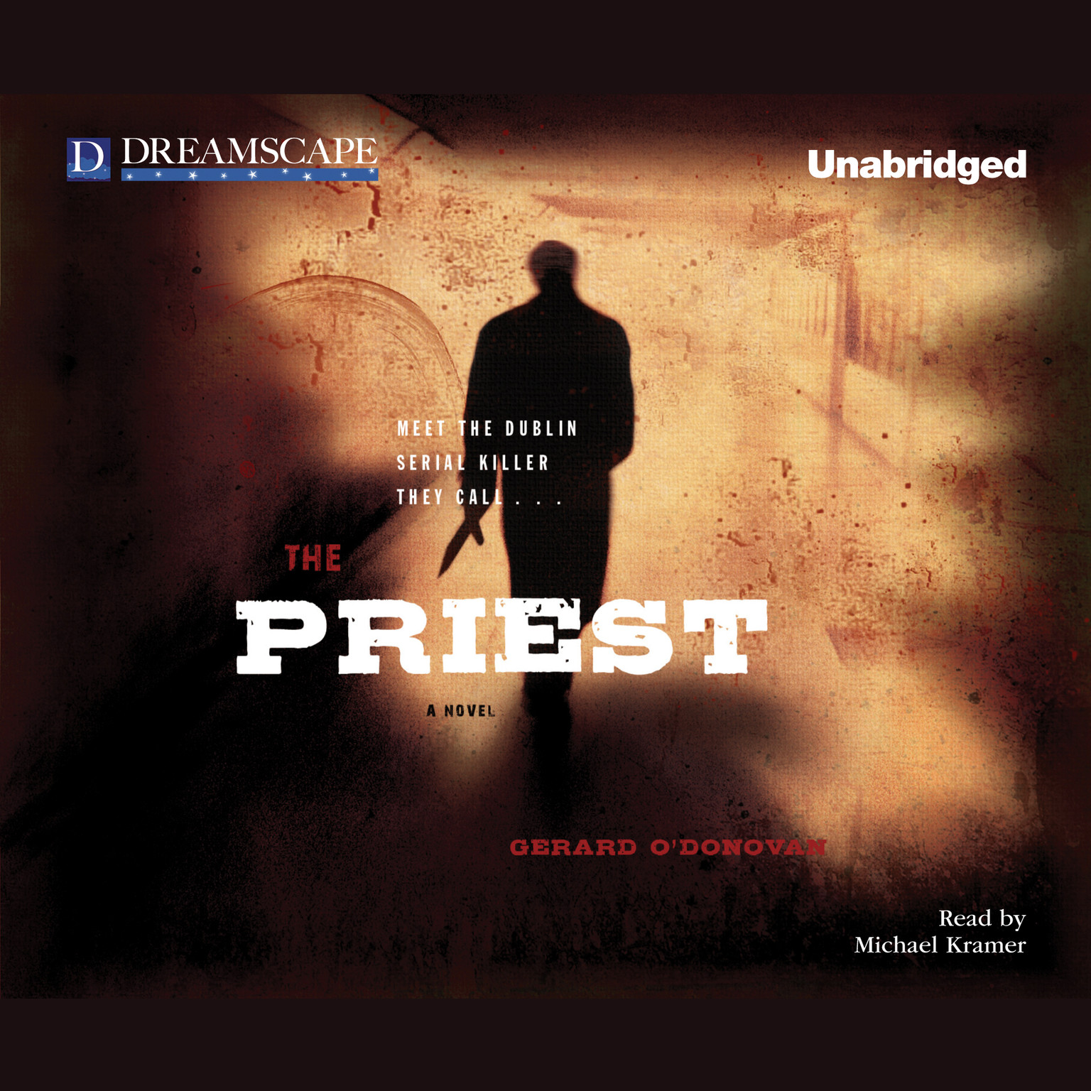 Printable The Priest Audiobook Cover Art