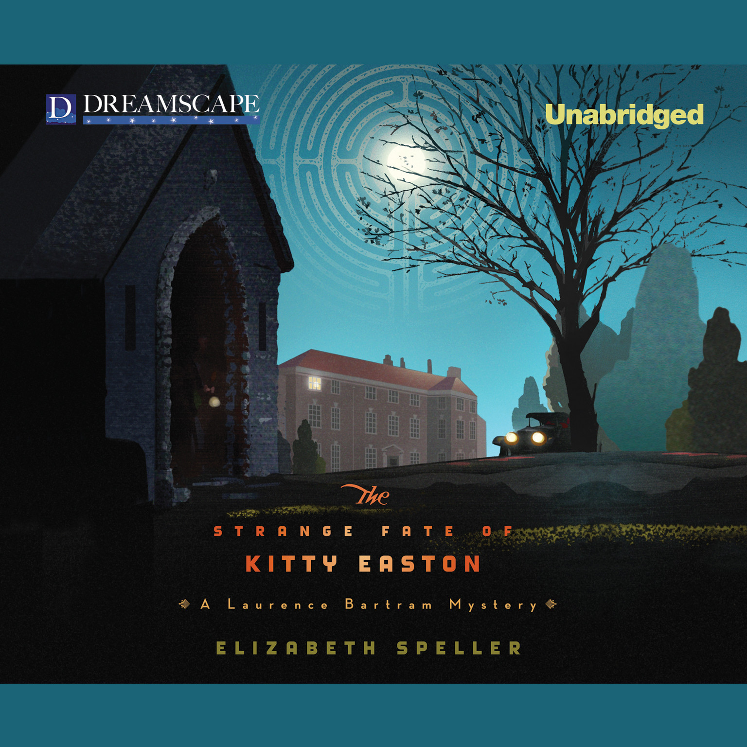 Printable The Strange Fate of Kitty Easton Audiobook Cover Art