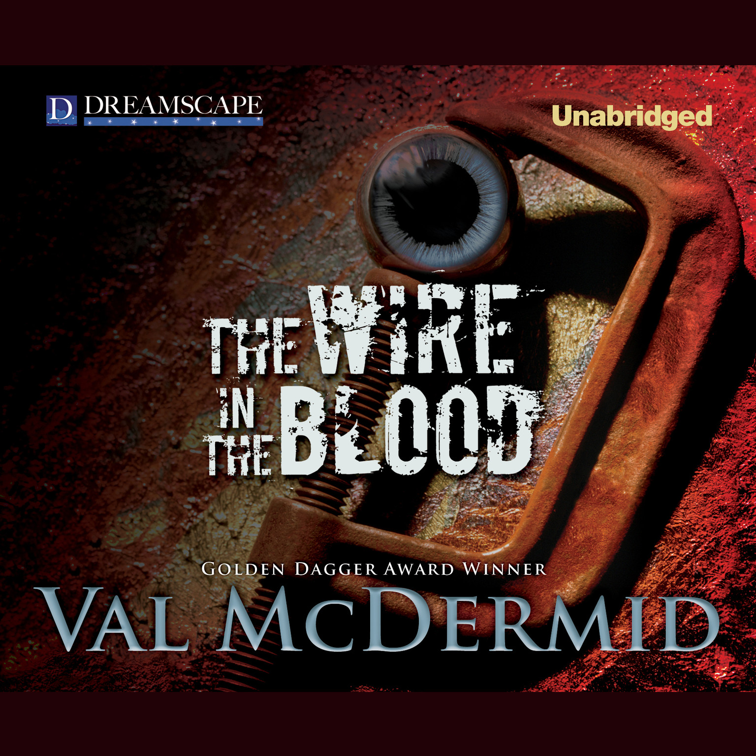 Printable The Wire in the Blood Audiobook Cover Art