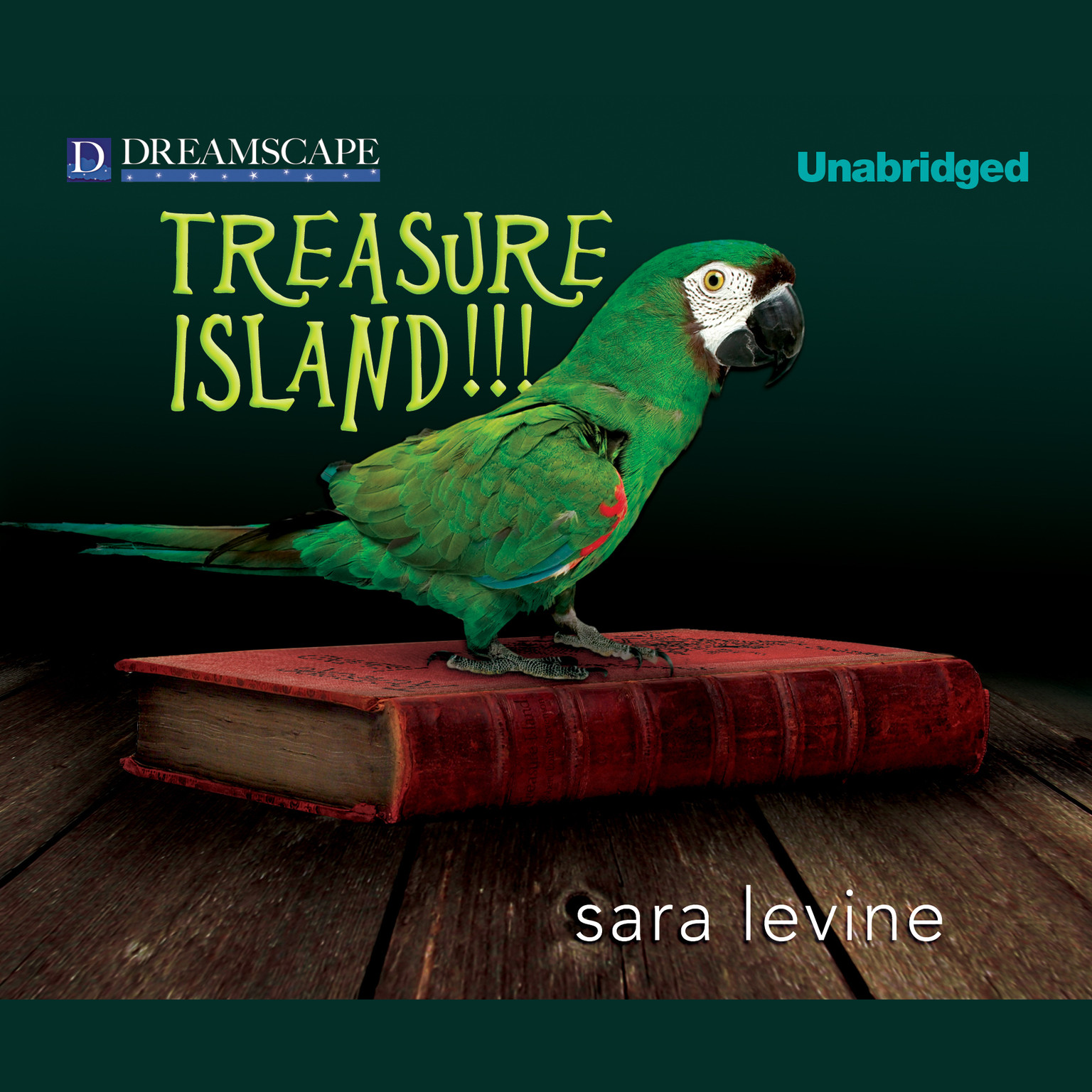 Printable Treasure Island!!! Audiobook Cover Art
