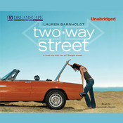 Two-Way Street Audiobook, by Lauren Barnholdt