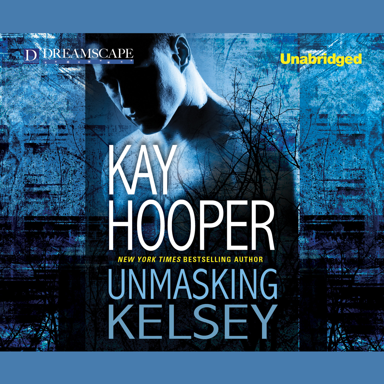 Printable Unmasking Kelsey Audiobook Cover Art