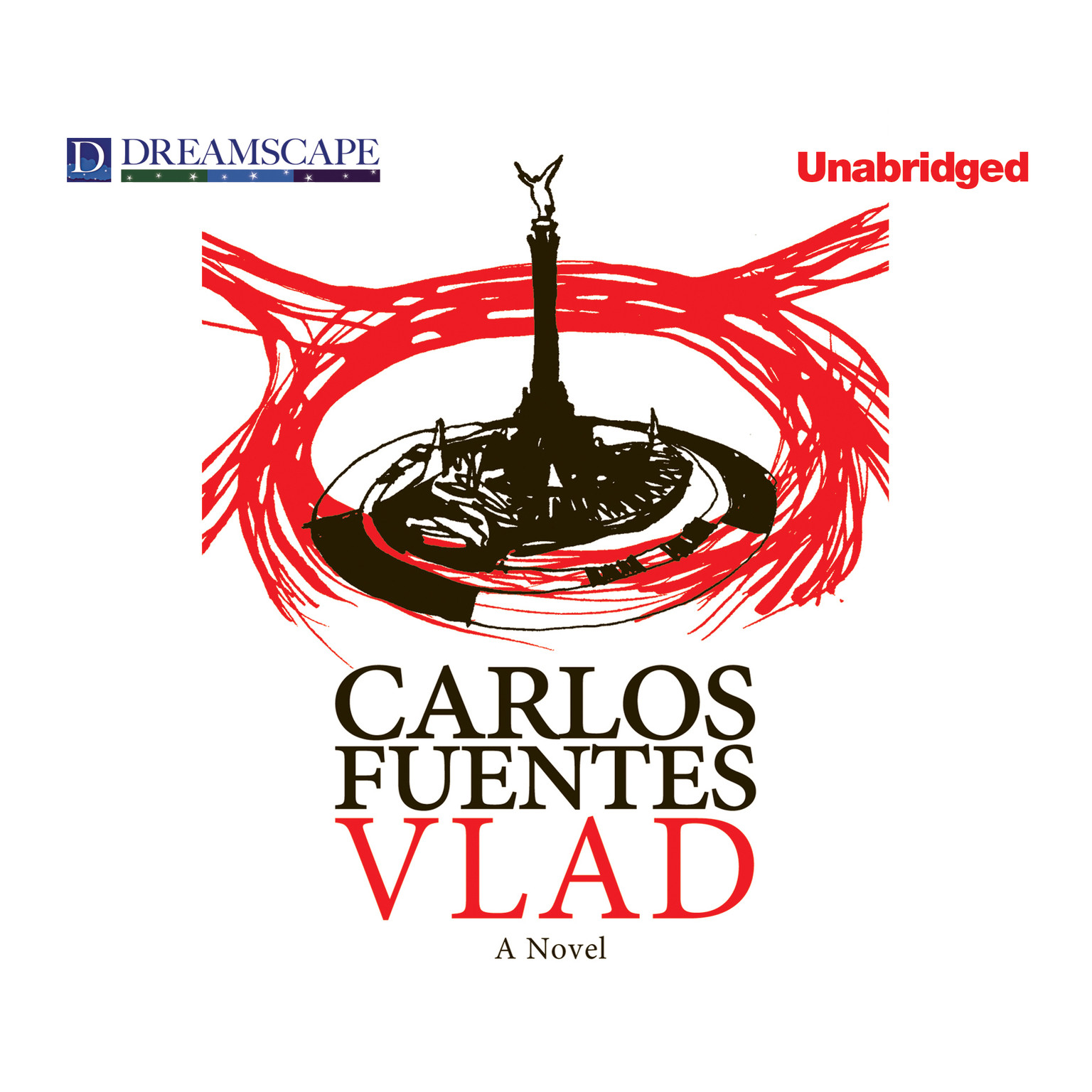 Printable Vlad Audiobook Cover Art